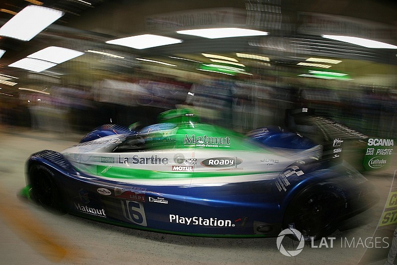 Judd siapkan mesin baru LMP1