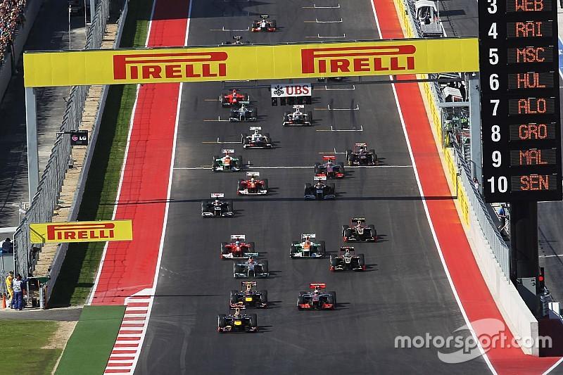 GALERIA: Confira 10 curiosidades da Fórmula 1 nos EUA