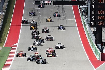 Confira os horários do GP dos Estados Unidos de F1