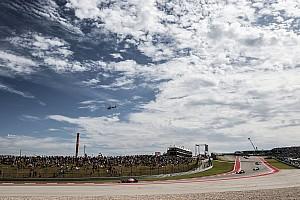 F1 Artículo especial Pronóstico incierto y probabilidad de lluvia en el GP de Estados Unidos