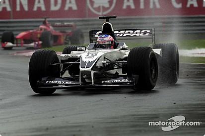 """Button, """"diva"""" Ralf Schumacher ile ilgili anılarını anlatıyor"""