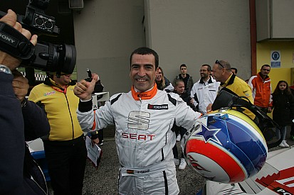 SEAT Motorsport si gioca la carta Jordi Gené a Monza
