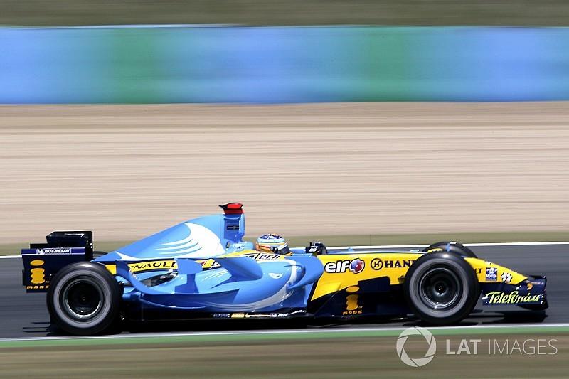 """Alonso """"très content"""" de retrouver un moteur Renault en 2018"""