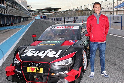 Alex Palou disputará los test del DTM de la mano de Audi Sport