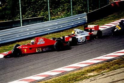 Senna, Prost, Japán: a második felvonás