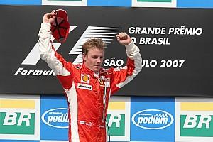 Forma-1 Nosztalgia Räikkönen felért a csúcsra