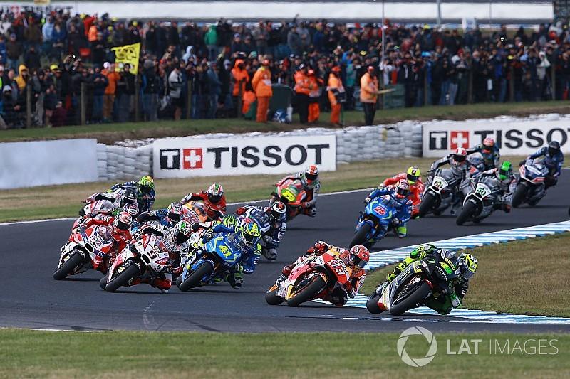 Para pembalap desak MotoGP Australia digelar lebih awal