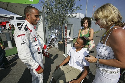 El niño de Stevenage que entró en el Olimpo de la F1