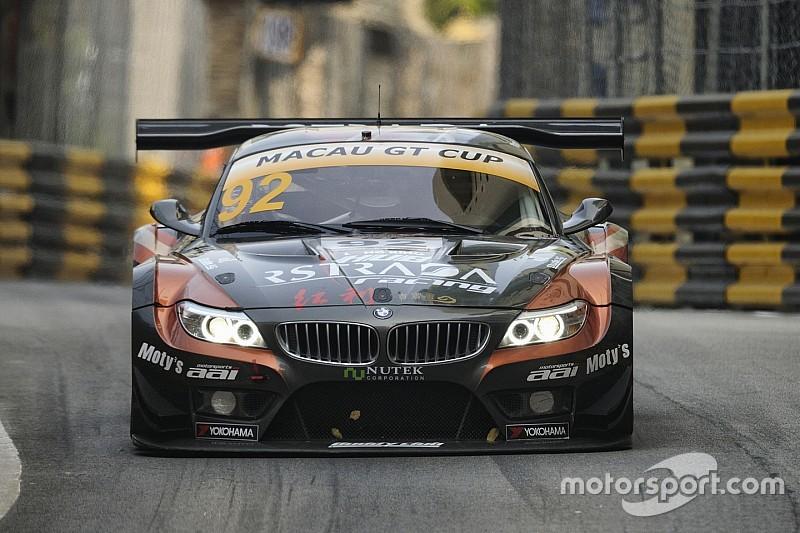 BMW'nin DTM pilotları Macau'da mücadele edecek