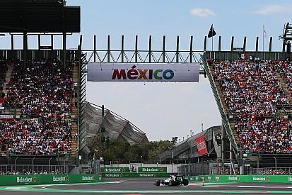 Los horarios del GP de México 2017 de F1