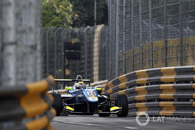 澳门F3参赛阵容公布,人数创历史新低