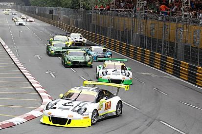 Un plateau d'exception pour la Coupe du monde de GT à Macao