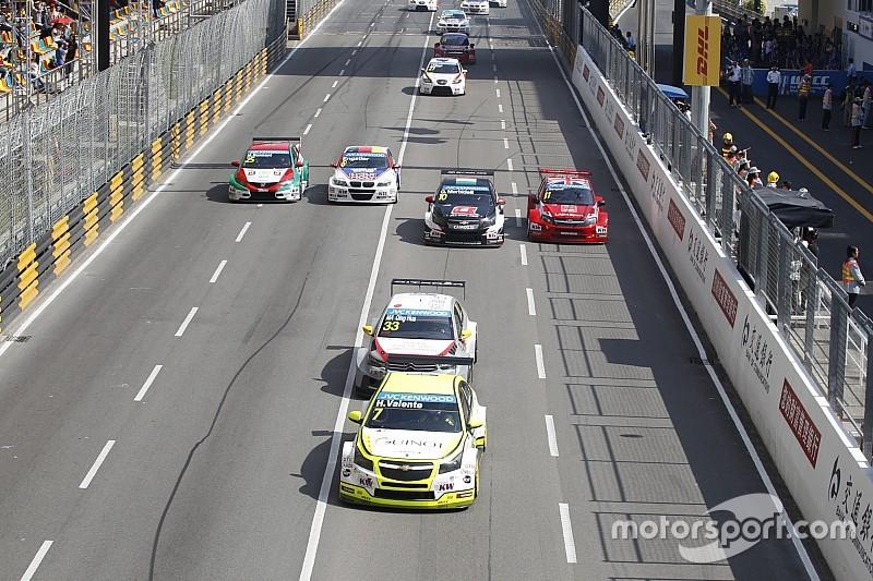 20 vetture TC1 nella entry list provvisoria di Macao
