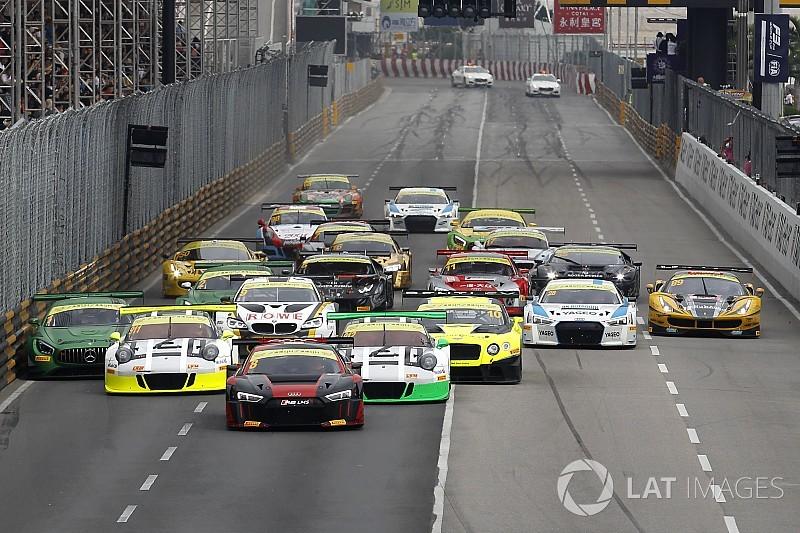 GT-Weltcup in Macao: Viele Topstars im Starterfeld