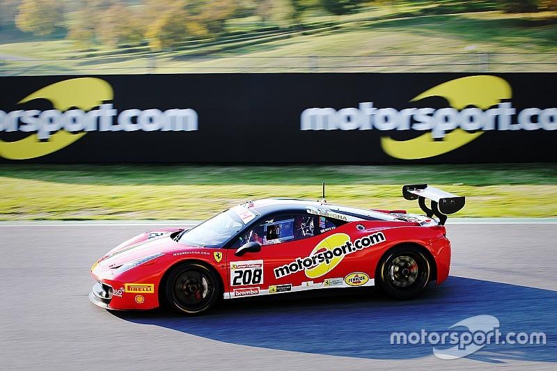 "Motorsport.com ""Digital Media Partner Ufficiale"" alle Finali Mondiali Ferrari"