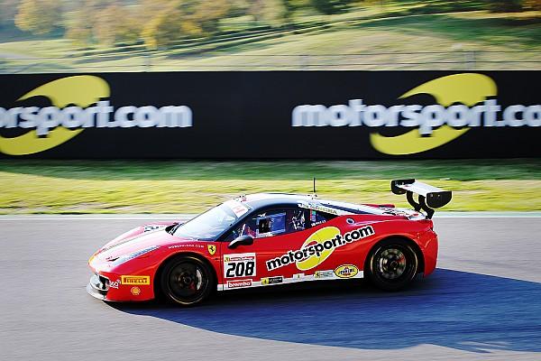 Ferrari Пресс-релиз Ferrari назвала Motorsport.com официальным медиа-партнером Мирового финала-2017