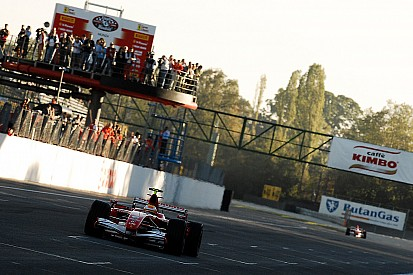Gallery: How Ferrari bid farewell to Schumacher 11 years ago