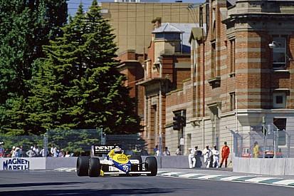 Keke Rosberg utolsó futamgyőzelme