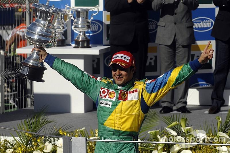 Los 12 momentos más destacados de Massa en la Fórmula 1