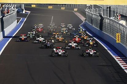 Формула 2 проведет этап в Сочи в 2018 году