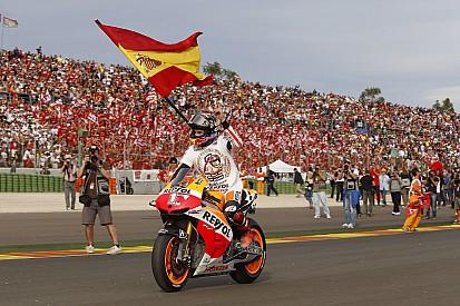 Valence : Dovizioso y a perdu un titre, Márquez en a gagné deux