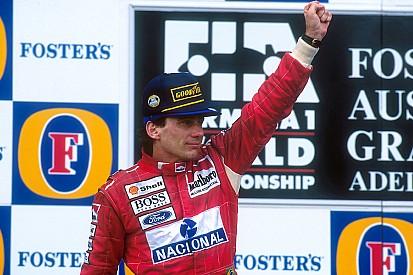 GALERÍA: el último triunfo de Senna en F1