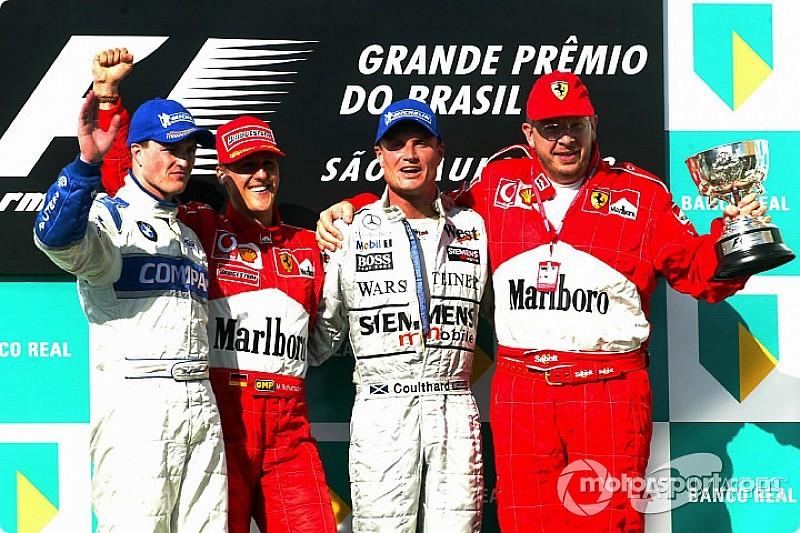 Между озер. Все победители Гран При Бразилии с 2000 года