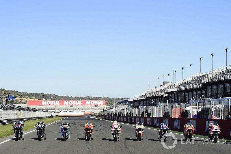 Horarios del GP de Valencia de MotoGP