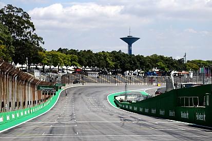 Los horarios para el GP de Brasil