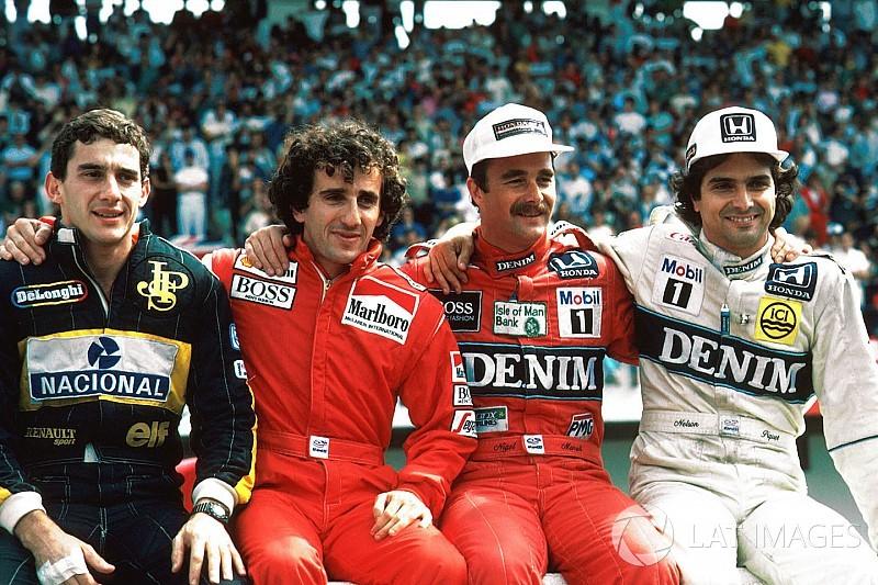 GALERÍA: los 33 campeones del mundo de la F1