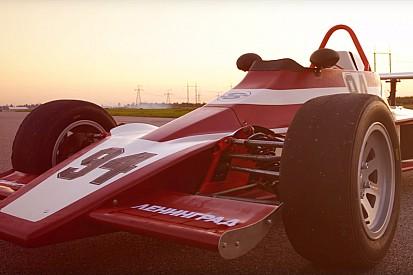 Российский гонщик снял фильм про машину своего отца – «Эстонию-20»