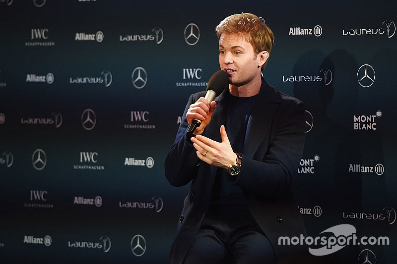 Kein Radfahren im Sommer: So bezwang Rosberg Hamilton