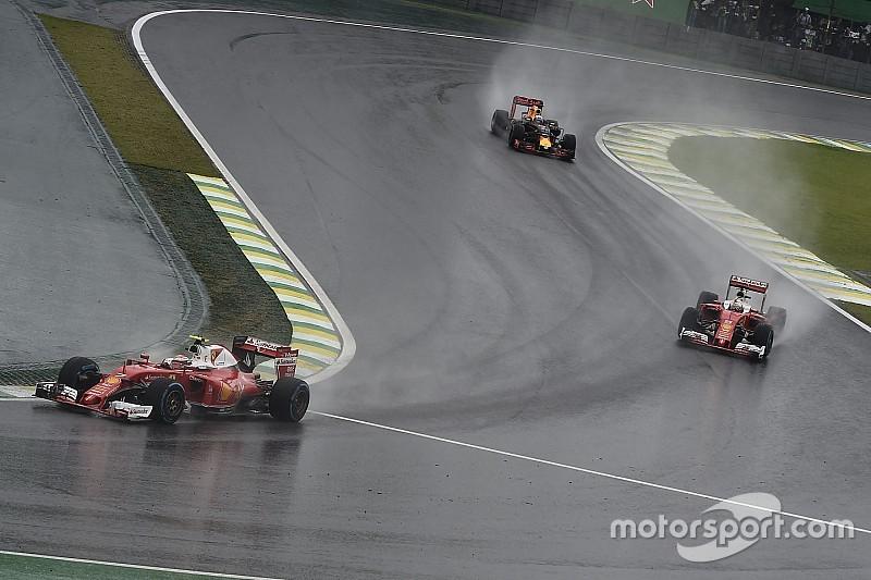Организаторы Гран При Бразилии улучшили дренаж на «Интерлагосе»