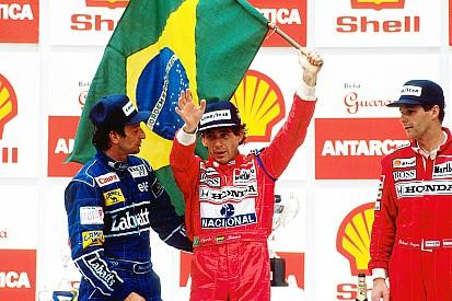 In beeld: Alle winnaars van de Braziliaanse Grand Prix sinds 1991