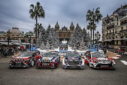WRC 2018: Offizielle Präsentation bei Autosport International