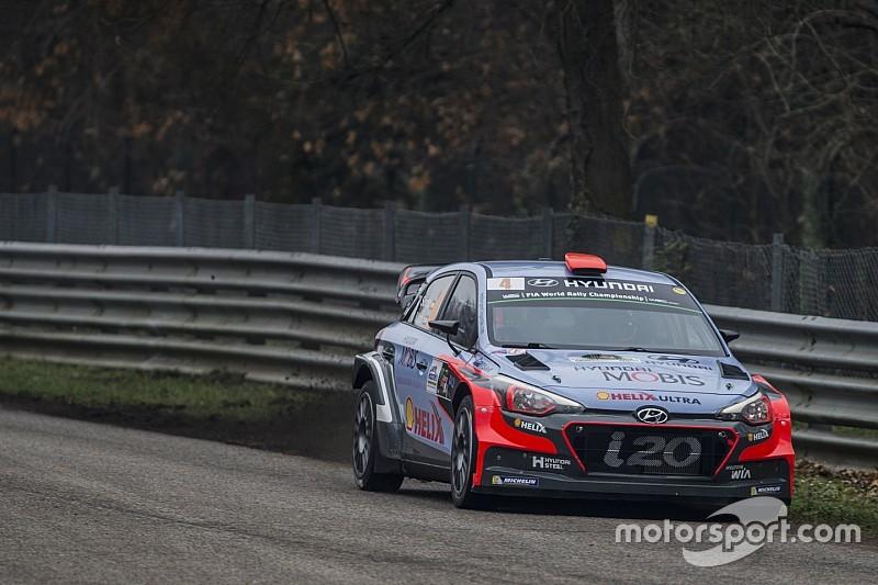 Neuville y Mikkelsen alternarán con Hyundai en el Rally de Monza