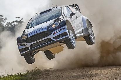 DMACK n'aura pas de programme WRC à plein temps en 2018