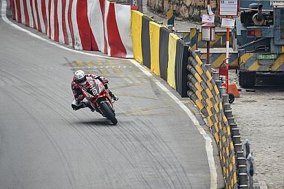 Macao Motorcycle GP 2017: Irwin mit provisorischer Pole