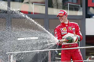 F1 Noticias de última hora Schumacher, el mejor piloto de Ferrari