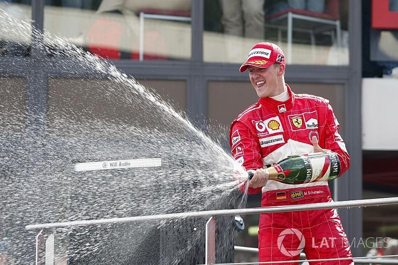 Sondaggio: Schumi il pilota Ferrari più amato. Kimi 2° davanti a Gilles!