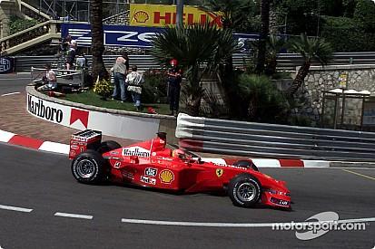 El último coche ganador de Schumacher en Mónaco se vendió por 7.5 millones