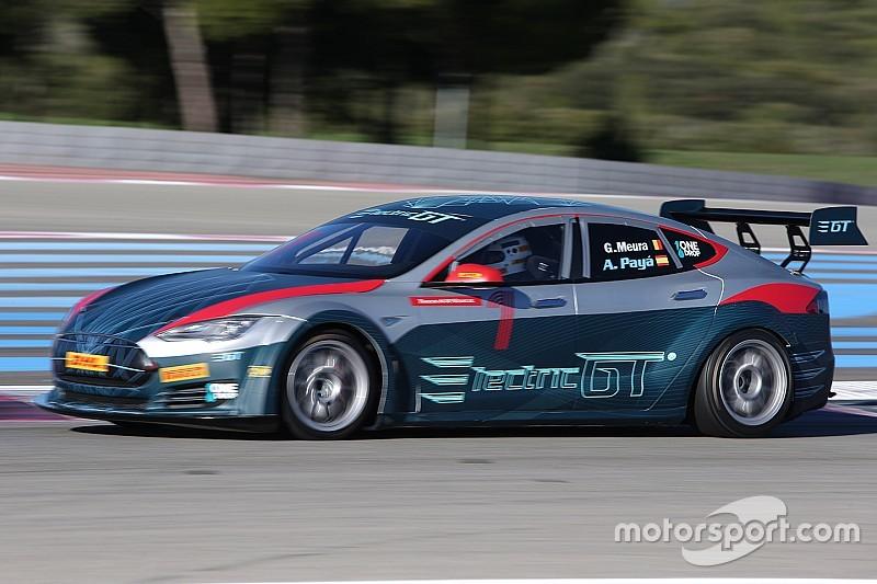 Electric GT Championship kondigt eerste team aan