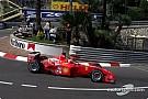 F1 舒马赫摩纳哥胜利赛车拍得超过750万美元