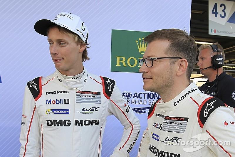 "Seidl: ""Hartley resta comunque pilota ufficiale Porsche"""