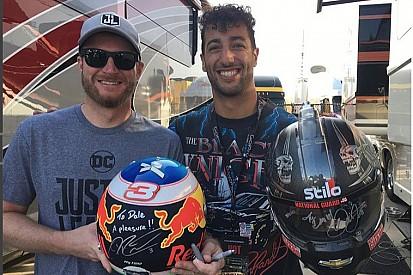 VIDEO: Daniel Ricciardo en su primera carrera de NASCAR
