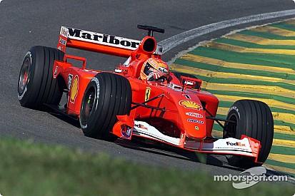 Weltmeister-Ferrari von Michael Schumacher zu Rekordpreis versteigert