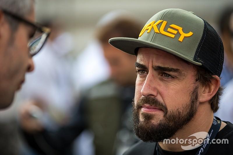 È ufficiale: Alonso prenderà parte al rookie test con la Toyota