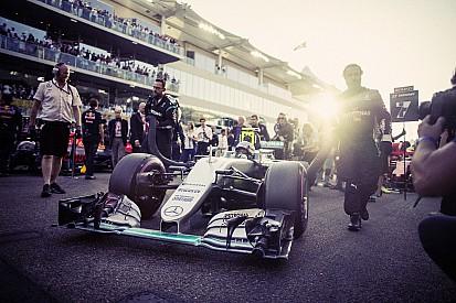 """Rosberg: """"Decidí que me retiraría justo antes de empezar la última carrera"""""""