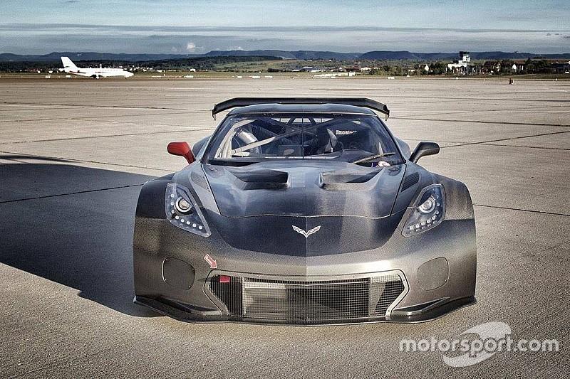 Callaway to enter two Corvettes in Pirelli World Challenge