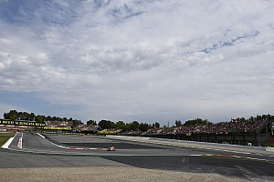 Las obras en Montmeló aseguran el Gran Premio de Catalunya de MotoGP